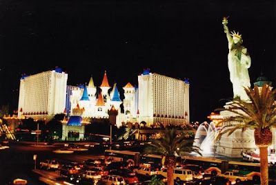 Excalibur Hotel and Casino, Las Vegas – 4,008 Rooms