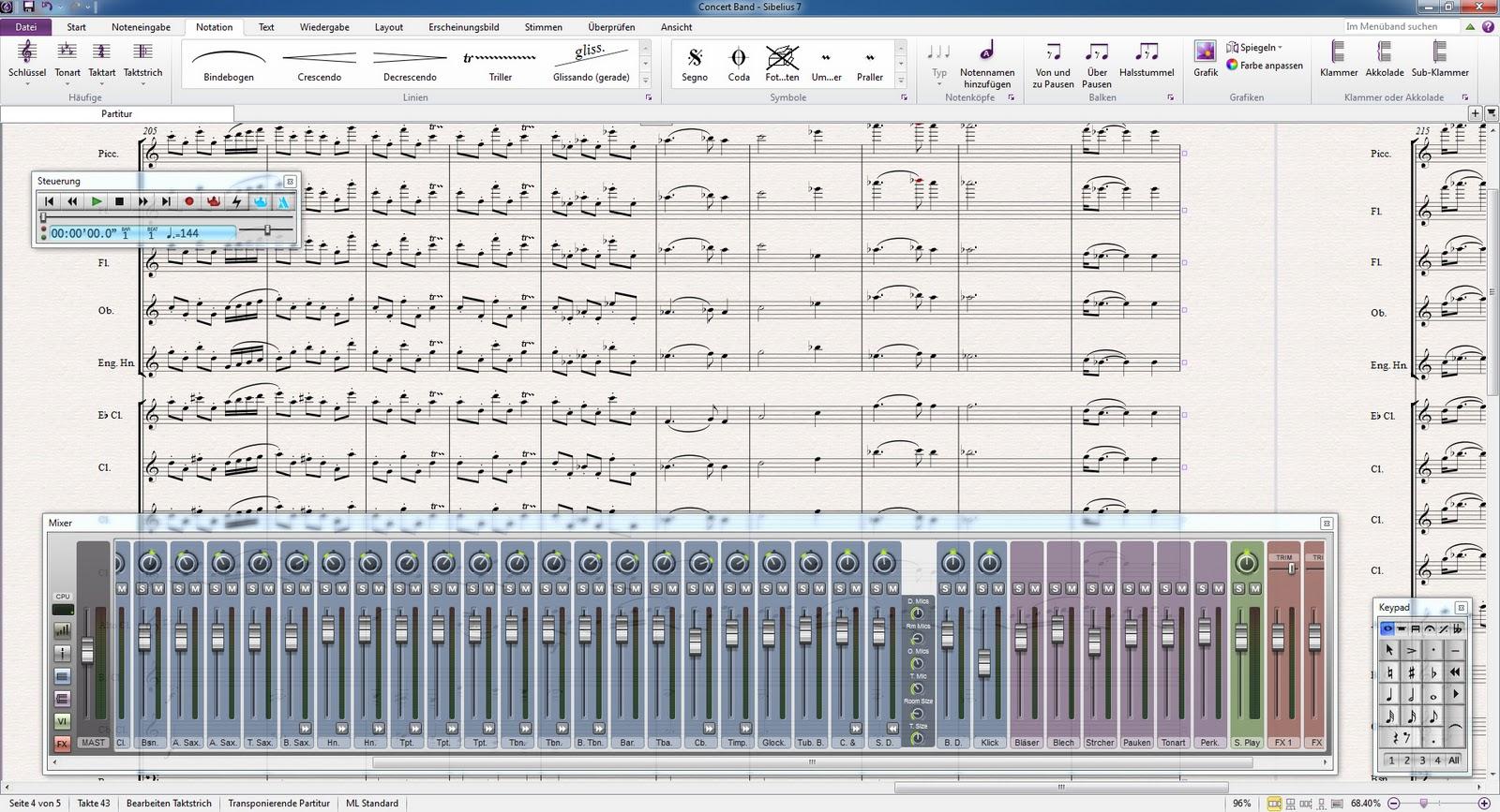 Avid Sibelius v7.1.3.77 (Multilenguaje) (FULL con MEDICINA)