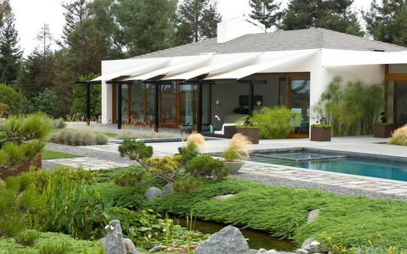 Fotos de jardin jardines de casas de 1 planta for Casa jardin 8 de octubre