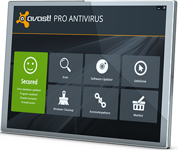 Download Avast Pro Antivirus 2013 v8.0.1482 with License Full Version