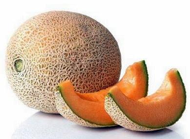 manfaat melon oranye untuk perawatan kulit