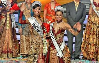 Kontestan Putri Indonesia 2013