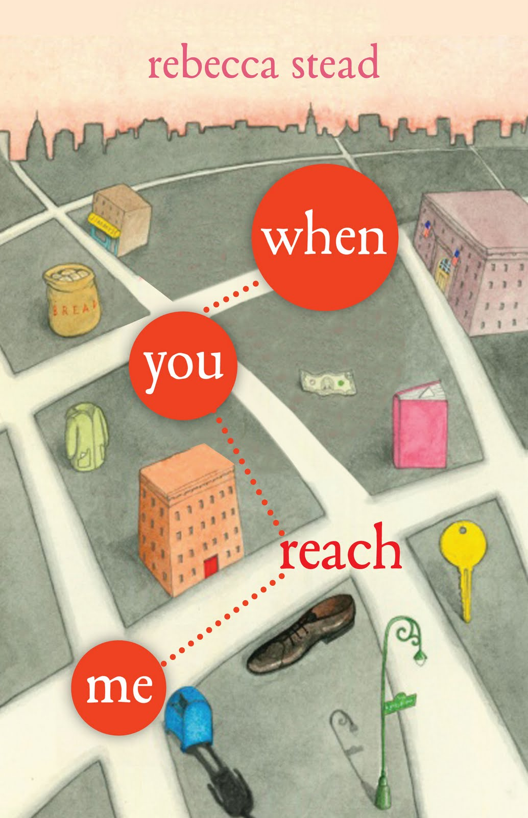 when you reach me by rebecca Take a free quiz on when you reach me by rebecca stead and find out how well you know the book.