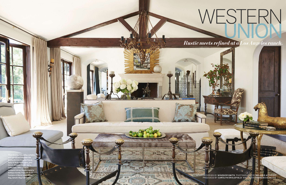 Splendid Sass: WINDSOR SMITH ~ DESIGN IN BRENTWOOD