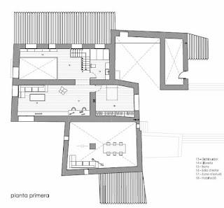 planos rehabilitación casa