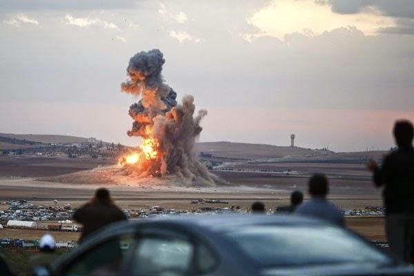ISIS jatuhkan jet tempur Suriah di Deir Az-zour