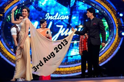 Indian Idol Junior 3rd Augest 2013 Full Episode Watch Online