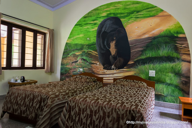 Bandipur Safari Lodge Room