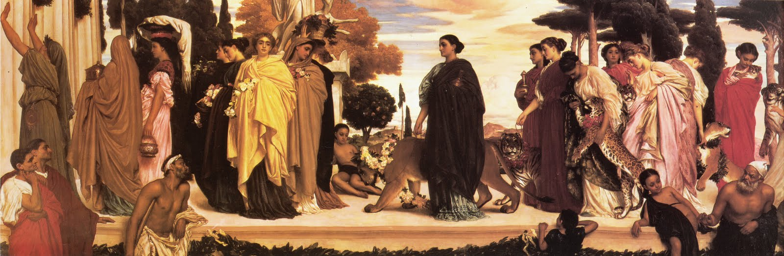lord frederick leighton bride