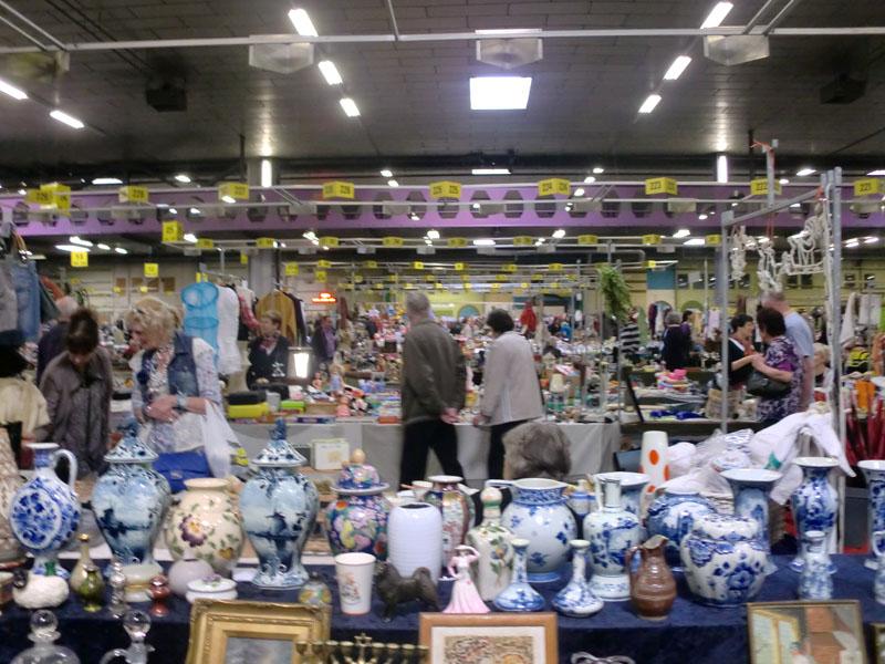utrecht antiques fair