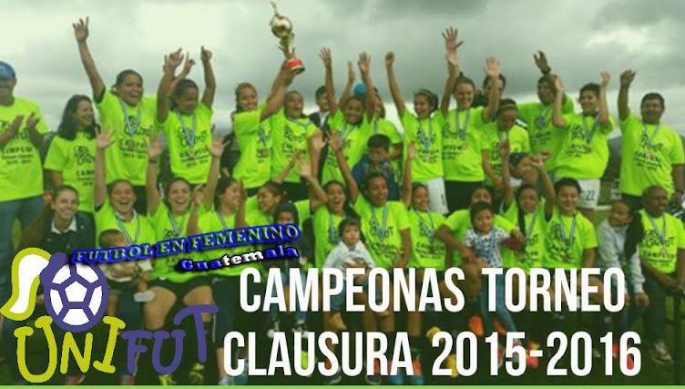 Fútbol en Femenino Guatemala
