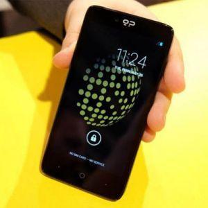 Smartphone Anti Sadap BlackPhone BP1