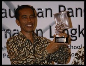 Jokowi Anti Korupsi