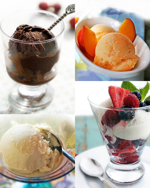 Karina's Best Vegan Dairy-Free 'Ice Cream' Recipes - Frozen Desserts