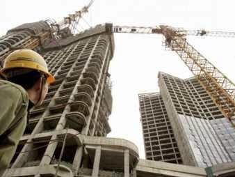 Construcción de un edificio en los sueños