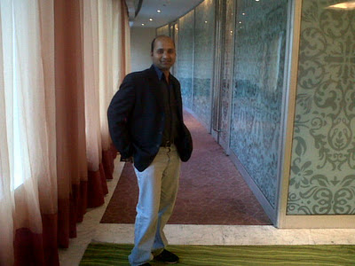 At Indiblogger Meet , The Park - New Delhi