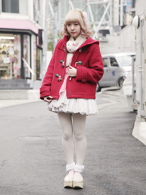 Japanese Fashion Styles On Pinterest Japanese Street