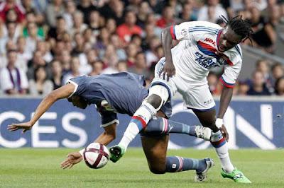 Olympique Lyon 3 - 1 Bordeaux (1)