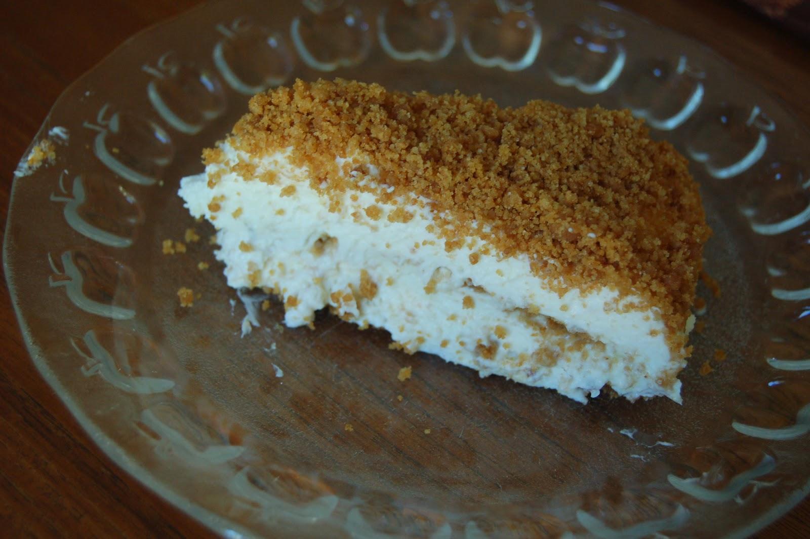 liebe: Ginger-Mascarpone Icebox Cake!