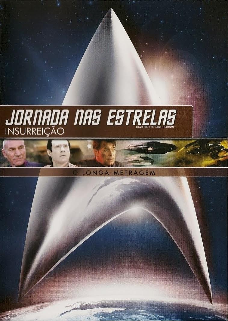 Jornada nas Estrelas 9: Insurreição – Dublado (1998)