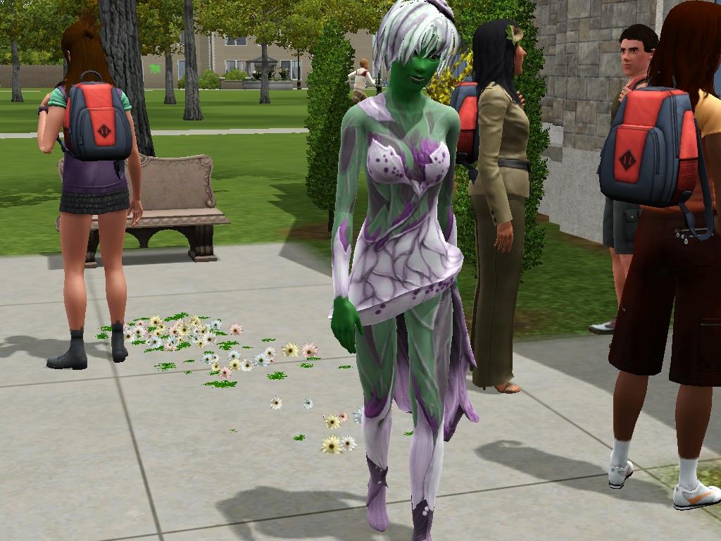 Allt Om Sims: The Sims 3 Universitetsliv