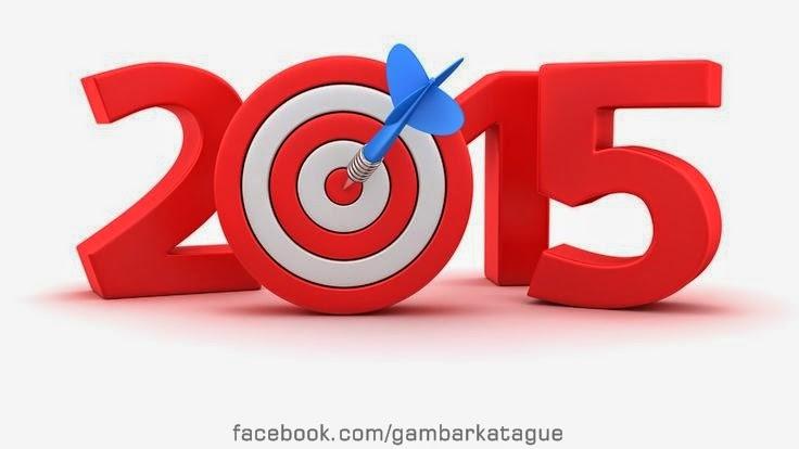 Gambar Wallpaper Kartu Ucapan Selamat tahun Baru  2015