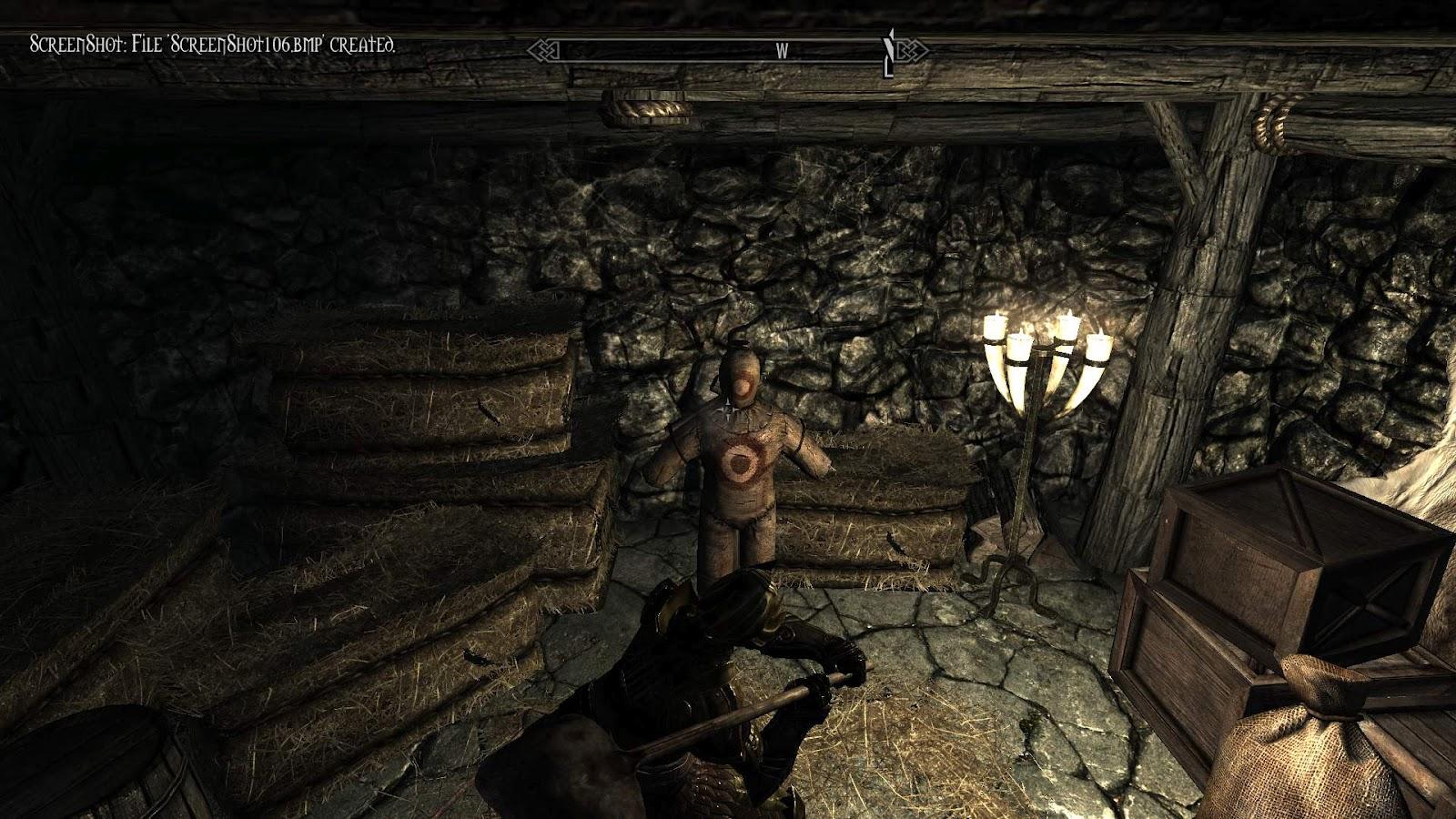 Elder Scrolls Skyrim Weapons