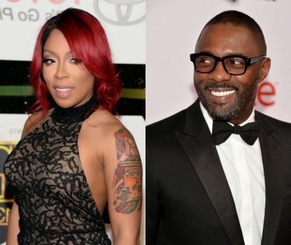 K. Michelle Admits She Will Always Love Idris Elba, Calls ...