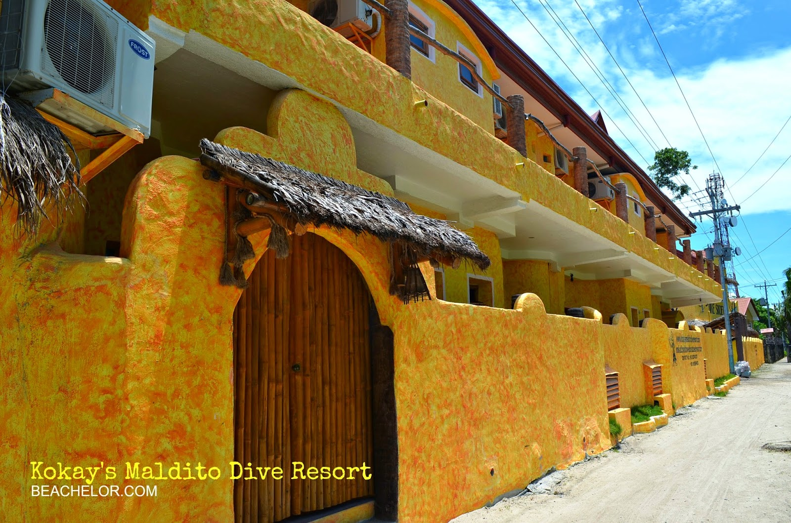 kokay's maldito dive resort - list of resorts in malapascua