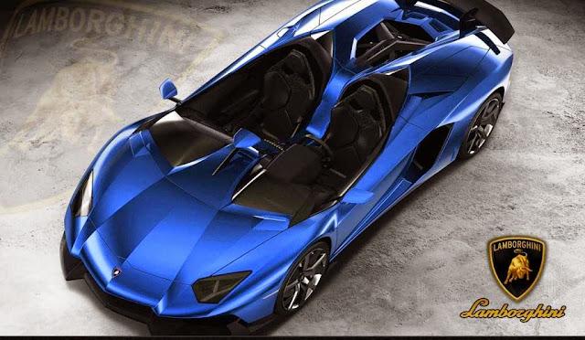 Wallpaper gambar mobil Lamborghini