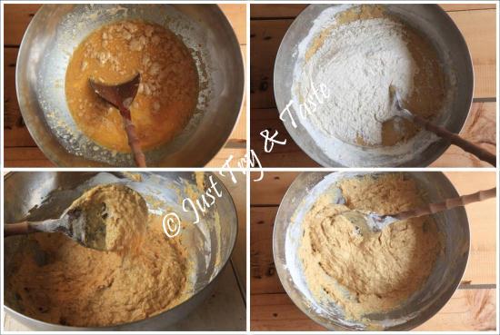 Sticky Caramel Rolls Tanpa Diuleni JTT