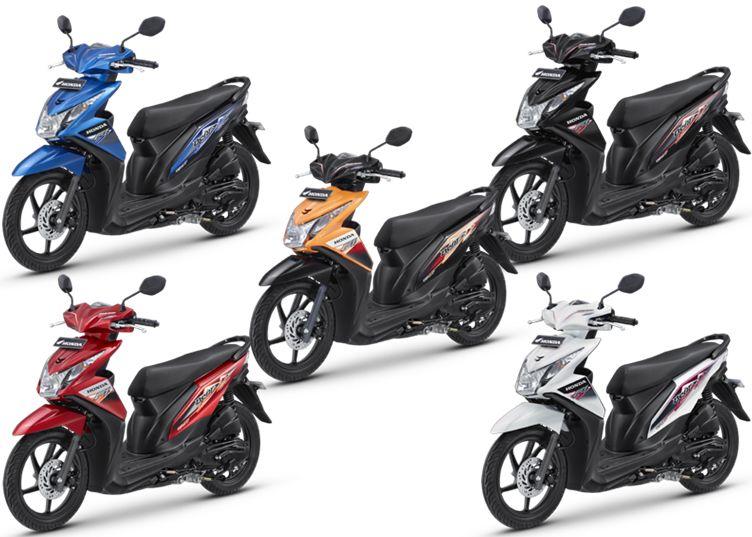 Sepeda Motor Honda Murah di Pekanbaru