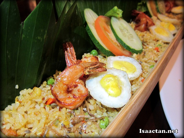 Vietnam House Special XL Bamboo Fried Rice - RM29.90