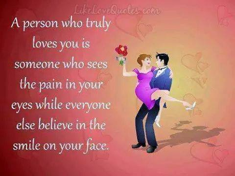 Truly Loves You Quotes