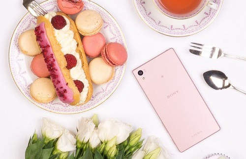 Sony-Xperia-Z5-in-amazing-pink