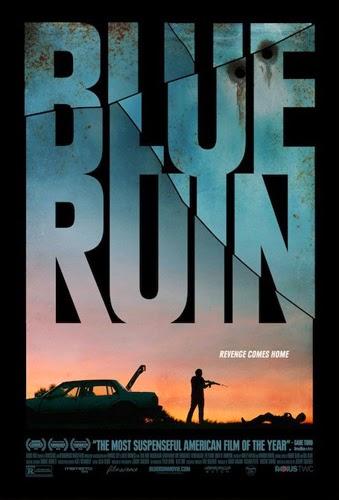 Blue Ruin (2014) di Bioskop