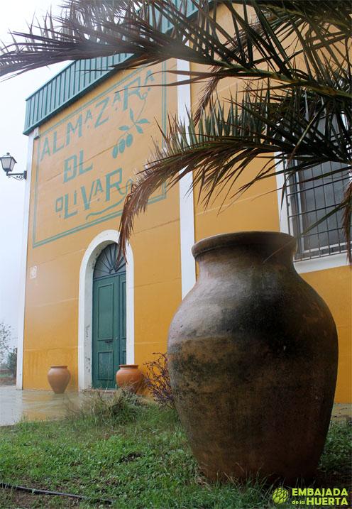 Almazara del Olivar. Aceite de Oliva Virgen Extra variedad Picual