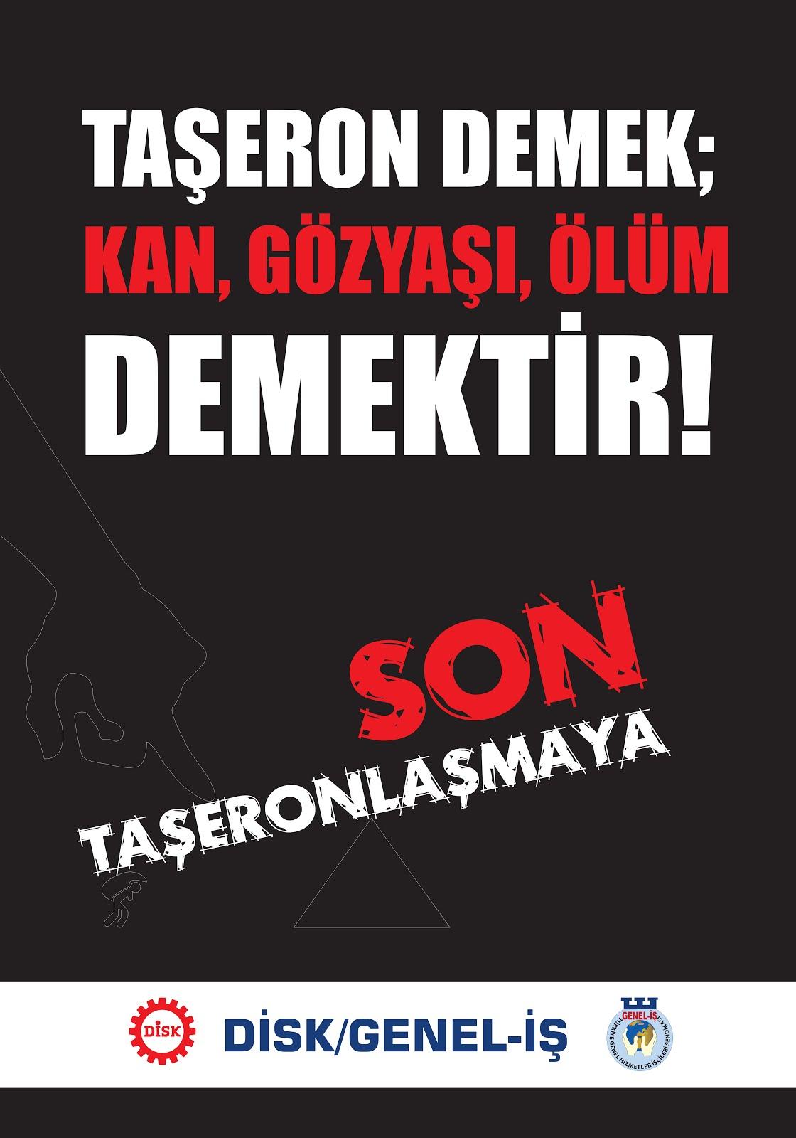 TAŞERONA SON
