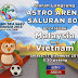 SUKAN SEA 2013 : MALAYSIA LAWAN VIETNAM