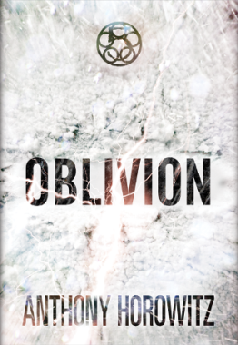 the cover for Oblivion has finally been released!