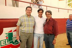 PARRADO , CURRO DIAZ Y CUEVAS