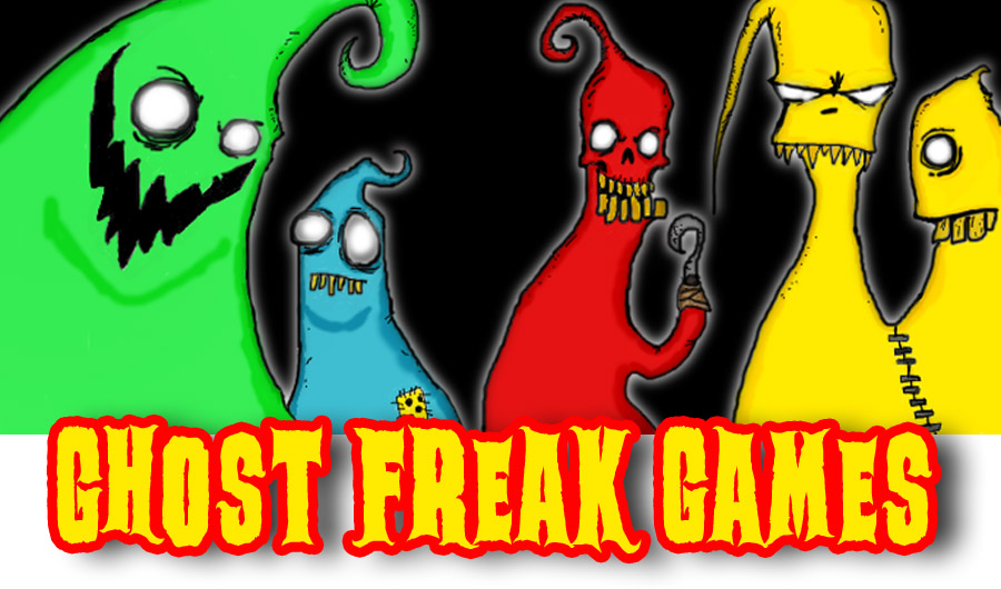 Ghost Freak Games