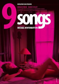 9 orgasmos / Nueve canciones