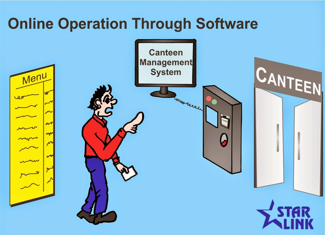 Canteen management System - EngSoft Valley Solutions