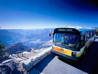 Checking Out Grand Canyon Bus Tours