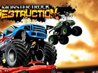 Download Game Android Monster Truck Destruction™ v1.02.1 APK + DATA