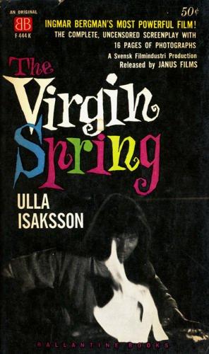 virgin spring clip The