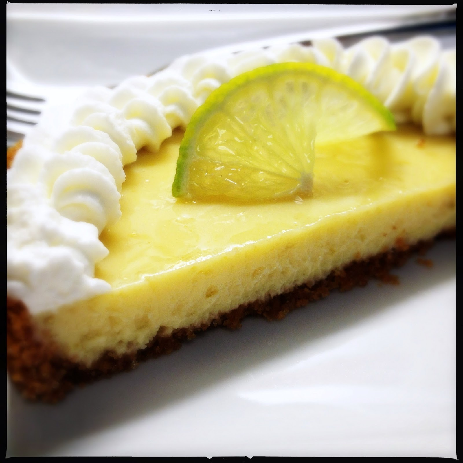 Key Lime Tart Recipe — Dishmaps