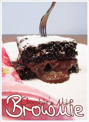 Amerikanische Brownie