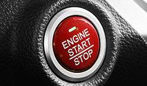 Acionamento da ignição sem chave (EX V6) /Botão ECON